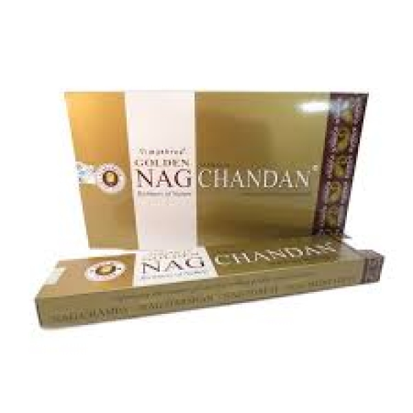 Golden Nag Chandan (Sandelholz) 15 gr.